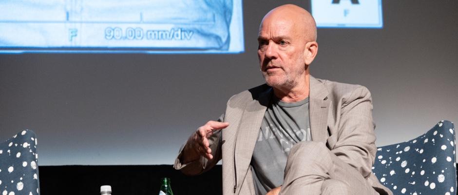 Michael Stipe, by John Ramspott